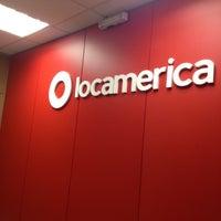 Photo taken at Locamerica by Gabriel B. on 10/24/2012
