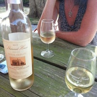 Photo taken at Sherwood House Tasting Room by Dana P. on 8/10/2014