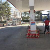 Photo taken at Avşaroğlu Petrol by Hasan D. on 7/5/2017