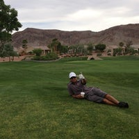 Photo taken at Desert Willow Golf Course by ILuv C. on 5/4/2014