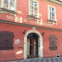 Photo taken at Muzeum gastronomie by edA i. on 4/23/2015