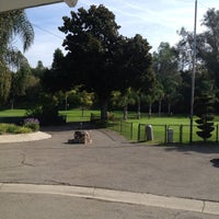 Photo taken at Arroyo Seco Golf Course by Chrissy R. on 10/26/2013