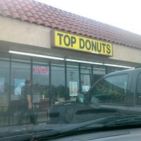 Photo taken at Top Donuts by Jennifer A. on 5/15/2013