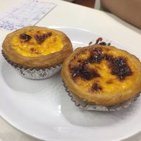 Photo taken at Macau Restaurant 澳門茶餐廳 by Vincent C. on 2/23/2017