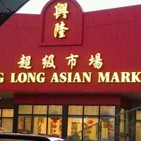 Photo taken at Hung Long Sieu Thi White Center Supermarket by Maria T. on 12/2/2012