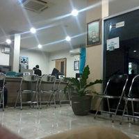 Photo taken at Bank Jateng Cabang Cilacap by Windu T. on 7/8/2013