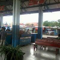 Photo taken at Terminal Bus Cilacap by Windu T. on 1/21/2013