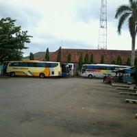Photo taken at Terminal Bus Cilacap by Windu T. on 1/23/2013