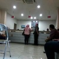 Photo taken at Bank Jateng Cabang Cilacap by Windu T. on 7/10/2013