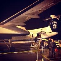 Photo taken at Roberts Field-Redmond Municipal Airport (RDM) by Julia B. on 11/21/2012