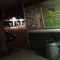 Photo taken at La Oaxaqueña Taco Truck by Jimmy L. on 1/5/2013