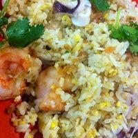 Photo taken at Pasir Panjang Food Centre by Grace T. on 12/27/2012