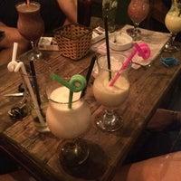 Photo taken at Analog Cafe by YenCoi on 8/15/2014