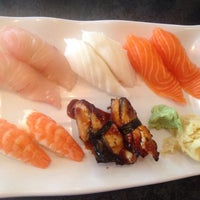 Photo taken at Wa Sushi by Jelly on 3/12/2015