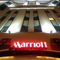 Снимок сделан в Marriott Moscow Tverskaya пользователем Dmitriy P. 1/21/2013