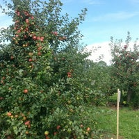 Photo taken at Mack's Apples by Reinny C. on 9/15/2013