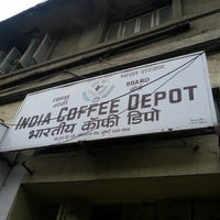 Photo taken at India Coffee Depot by Nachiket S. on 8/1/2013
