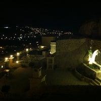 Photo taken at Kayakapi Premium Caves - Cappadocia by Bekir A. on 5/8/2013