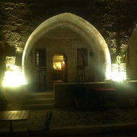 Photo taken at Kayakapi Premium Caves - Cappadocia by Bekir A. on 7/11/2013