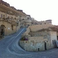 Photo taken at Kayakapi Premium Caves - Cappadocia by Bekir A. on 10/13/2013