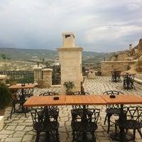 Photo taken at Kayakapi Premium Caves - Cappadocia by Bekir A. on 5/1/2013