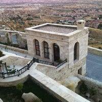Photo taken at Kayakapi Premium Caves - Cappadocia by Bekir A. on 6/25/2013