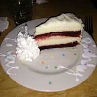 Photo taken at The Cheesecake Factory by Barbie A. on 10/26/2012