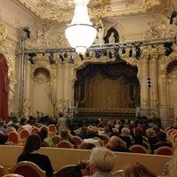 Снимок сделан в Санктъ-Петербургъ Опера пользователем Sergey B. 9/18/2013
