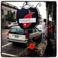 Photo taken at Jonah's Fish & Grits by Melissa on 8/17/2013