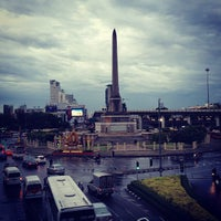 Photo taken at Victory Monument by Mootoo A. on 7/16/2013
