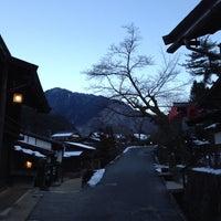 Photo taken at みのせや(美濃勢屋)Café by Tatsuo G. on 2/12/2014