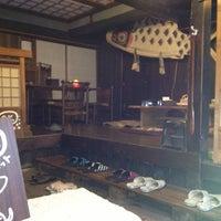 Photo taken at みのせや(美濃勢屋)Café by Tatsuo G. on 5/2/2013