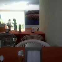 Photo taken at Naturista Restaurante Vegetariano by Fábio C. on 11/19/2012