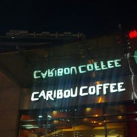 Photo taken at Caribou Cafe by Hussein E. on 11/8/2012