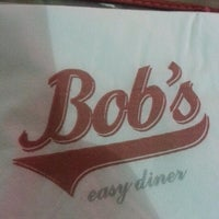 Photo taken at Bob's Easy Diner by Hussein E. on 3/29/2013