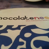 Photo taken at Chocolateness (Burj Jassim) by Hussein E. on 5/24/2013