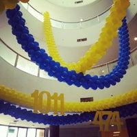 Photo taken at CBA - KU by Dalali A. on 9/23/2012