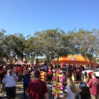 Photo taken at ESPN College GameDay by Mike on 9/22/2012