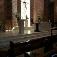 Photo taken at Parroquia Nuestra Señora del Carmen by Claudia P. on 8/4/2013