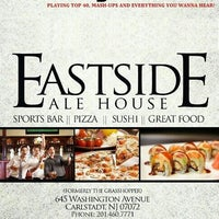 Photo taken at Eastside Ale House by DJ Dynamite @djdynamitemusic on 12/16/2012