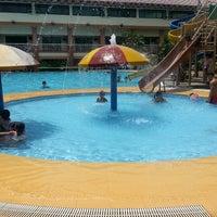 Photo taken at Villa Carmelita In-Land Resort & Hotel by Snappy S. on 3/17/2014