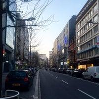 Photo taken at Avenue De La Gare by Anton I. on 5/2/2016