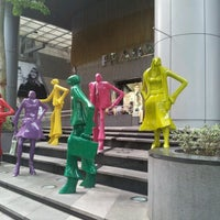 Photo taken at Orchard Road by Jeskia L. on 1/9/2013