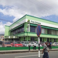 Photo taken at First Citizens Bank (Arima) by Antonio S. on 2/26/2013
