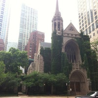 Photo taken at Fourth Presbyterian Church by Wei-Hsiang H. on 6/26/2013