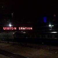Photo taken at Amtrak Kansas City by Kate Z. on 9/13/2014