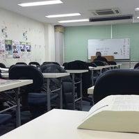 Photo taken at 辰巳法律研究所 福岡本校 by hanageron 1. on 1/26/2014