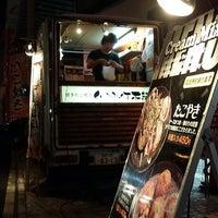 Photo taken at 博多たこ焼きくりーむみっくす本舗 by hanageron 1. on 10/10/2013