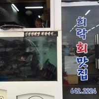 Photo taken at 희락회맛집 by Hyo-Won L. on 4/1/2017