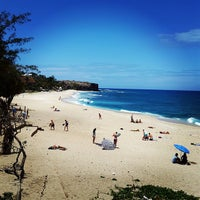 Photo taken at Plage de Boucan Canot by Marius R. on 11/21/2014